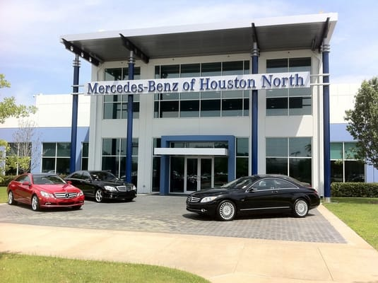 Mercedes benz houston lease for Mercedes benz houston