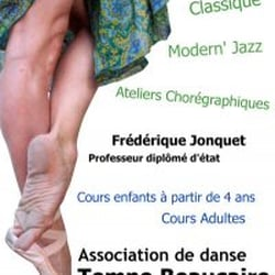 association de danse Tempo, Beaucaire, Gard, France