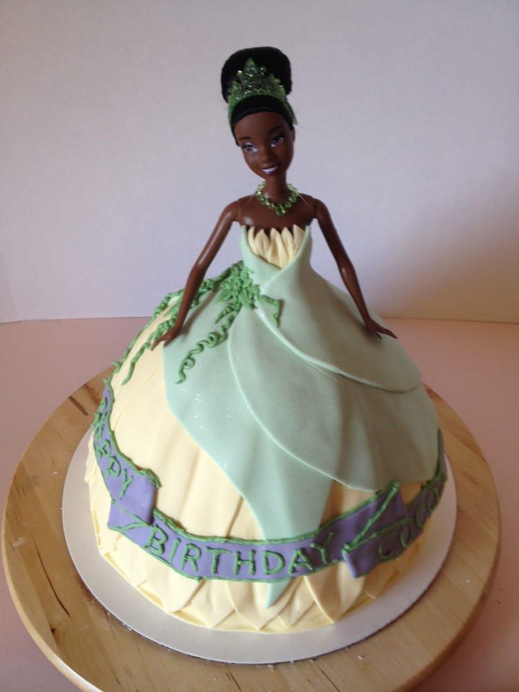 Princess Tiana Cake Images : Princess Tiana cake Yelp