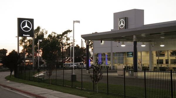 for Mercedes benz in west covina