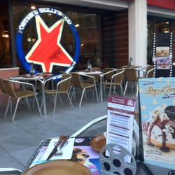 Foster's Hollywood, Madrid