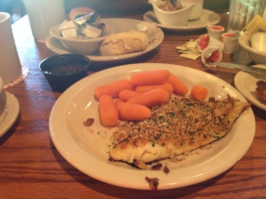 Pecan crusted catfish | Yelp