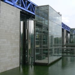 Cité des Sciences et de l'Industrie, Paris, France