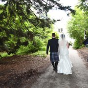 wedding photography at Achnagairn House Kirkhill, Inverness