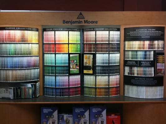 Gray s paint and wallpaper menlo park ca united states for Benjamin moore paint store san francisco