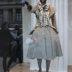 Alexander McQueen window display