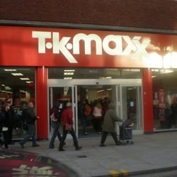 TK Maxx, London