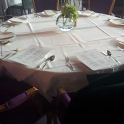Really nice table settings