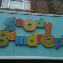 Goody Gumdrops, London