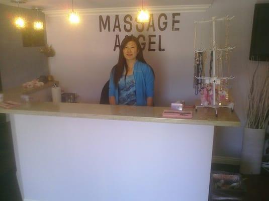 pages angel foot massage mira mesa