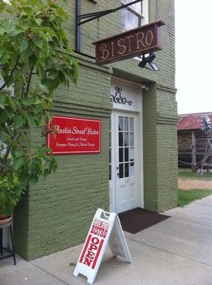 Austin Street Bistro