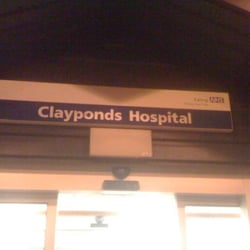 Clayponds Hospital, London