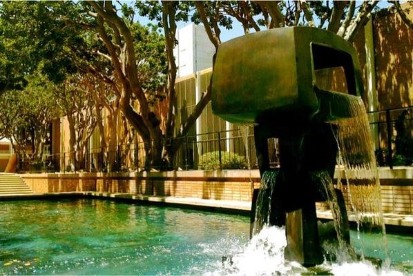 California Tourism Info Franklin D Murphy Sculpture Garden