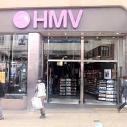 HMV UK, Sheffield, South Yorkshire