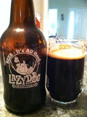 Μία dog μπύρα....