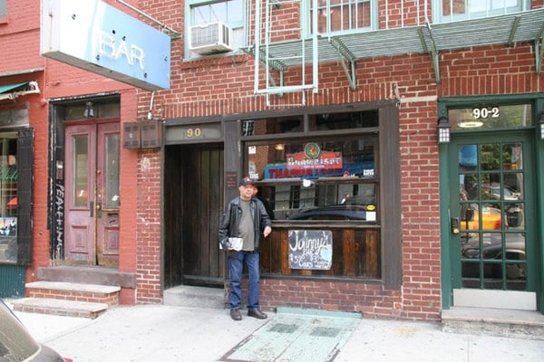 Negative Oases: Dive Bars in Upscale Neighborhoods