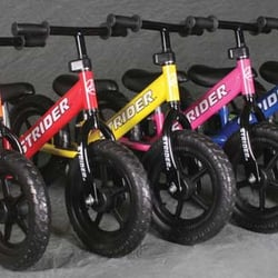 Strider bike Scotland, Motherwell, North Lanarkshire