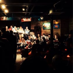THE JAZZ BAR's 17-Piece BIG BAND