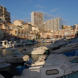 Vallon des Auffes, Marseille, France