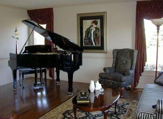 Music Room Interior Design | Yelp