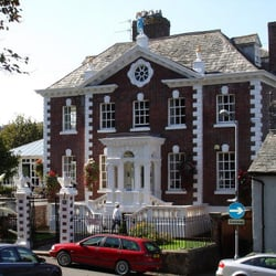 Eagle House Hotel, Launceston, Cornwall