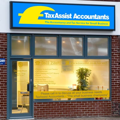 TaxAssist Accountants Norwich