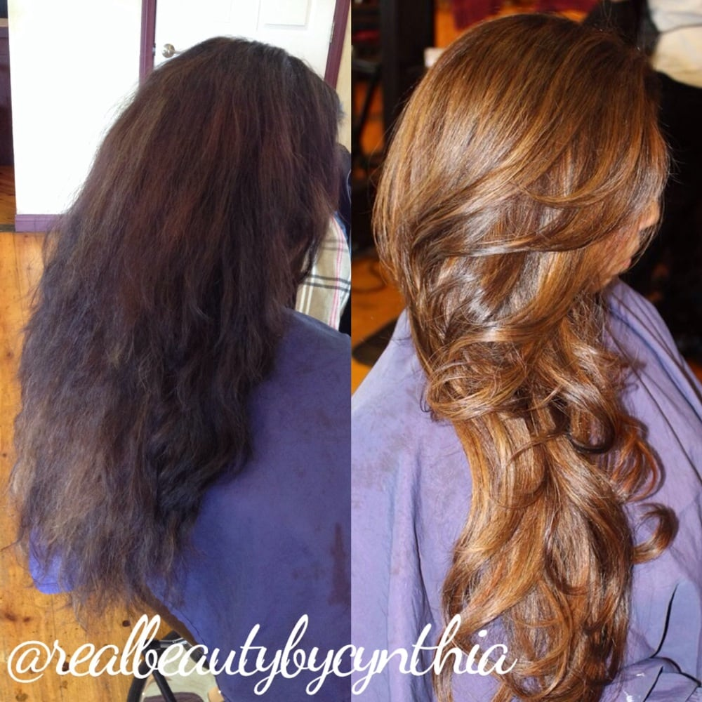 Color Correction Dark To Light Caramel Hair I39m Just One Hair Appointment