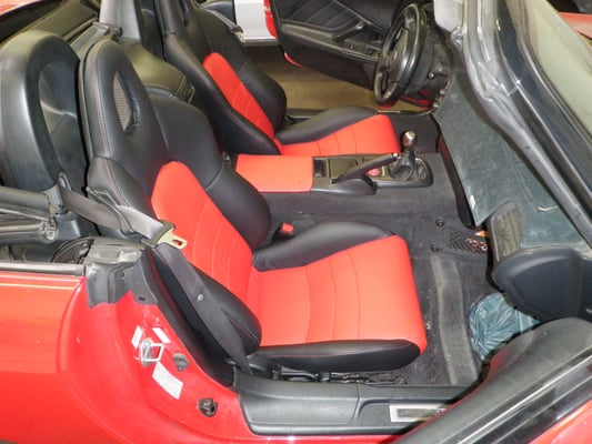 honda s2000 custom auto upholstery by the prestige companies auto upholstery 714 322 8870 yelp. Black Bedroom Furniture Sets. Home Design Ideas