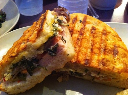 Turkey Artichoke Panini | Yelp