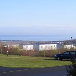 The caravan park at craig tara