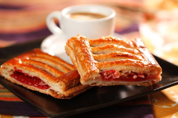 guava and cheese pastelitos and cuban coffee! | Yelp