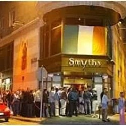 Smyths Bar Club Icon, Limerick, Ireland