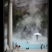 outdoor hot springs pools in winter