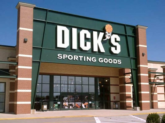 Dick and sporting goods