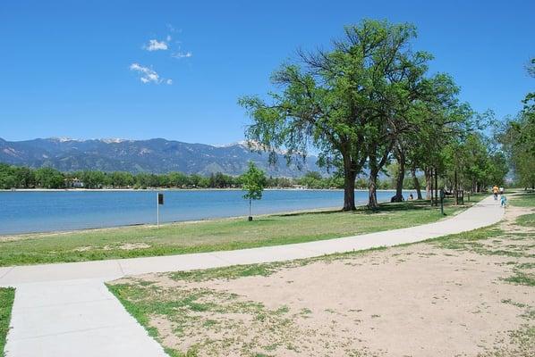 Memorial park parks colorado springs co reviews - Memorial gardens colorado springs ...