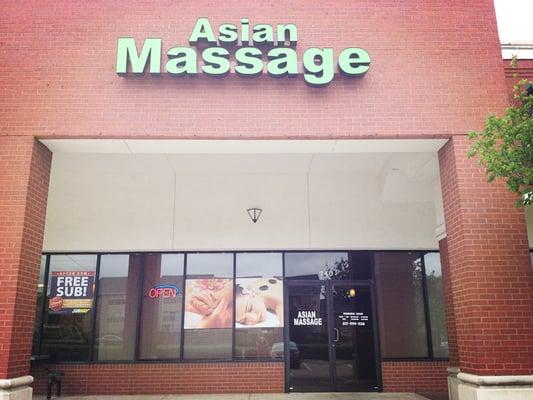 Asian massage parlor ft worth