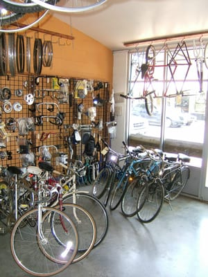 Richmond Re-Cycles - My Favorite Bike Shop in RVA
