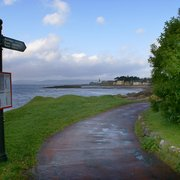 Pencil Walk, Largs