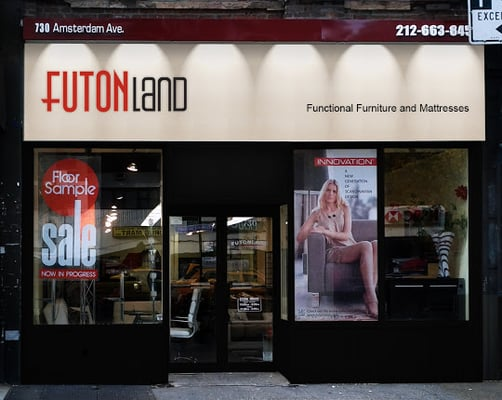 Futonland functional furniture and mattresses upper for Furniture stores upper west side