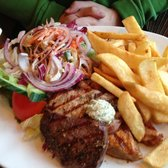 Mixed Grill mit Cajun Fries