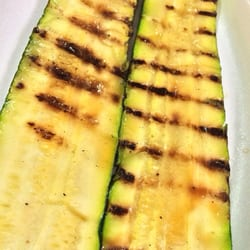Free grilled zucchini for California fish grill gardena ca