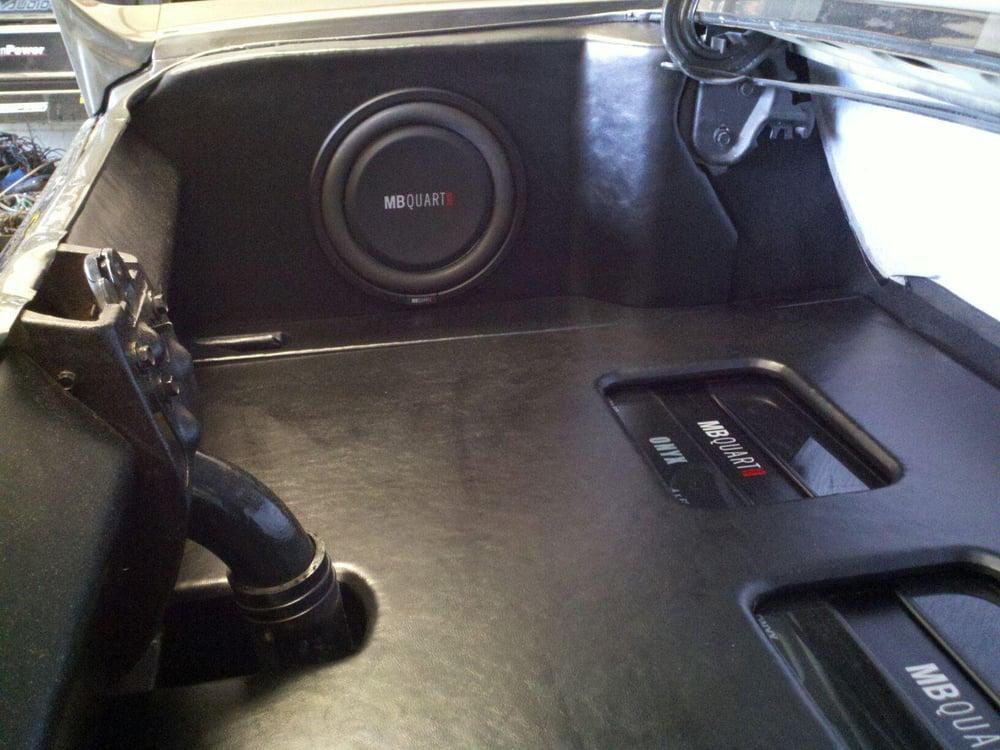 Custom Trunk System In 68 Camaro Yelp