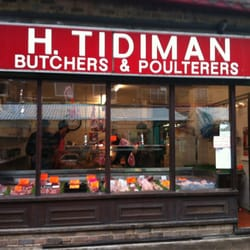 H E Tidiman, London