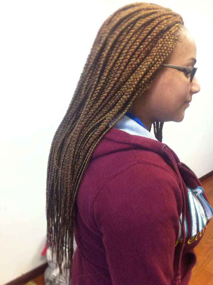 Crochet Box Braids Near Me : Box braids Yelp