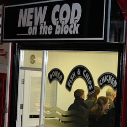 New Cod On The Block, Sheffield, South Yorkshire