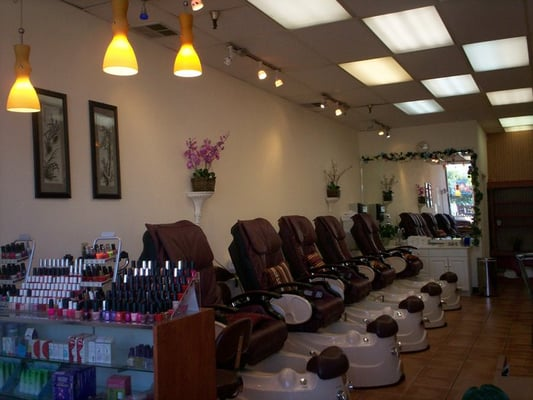 Bella Nail Salon And Spa Glendora