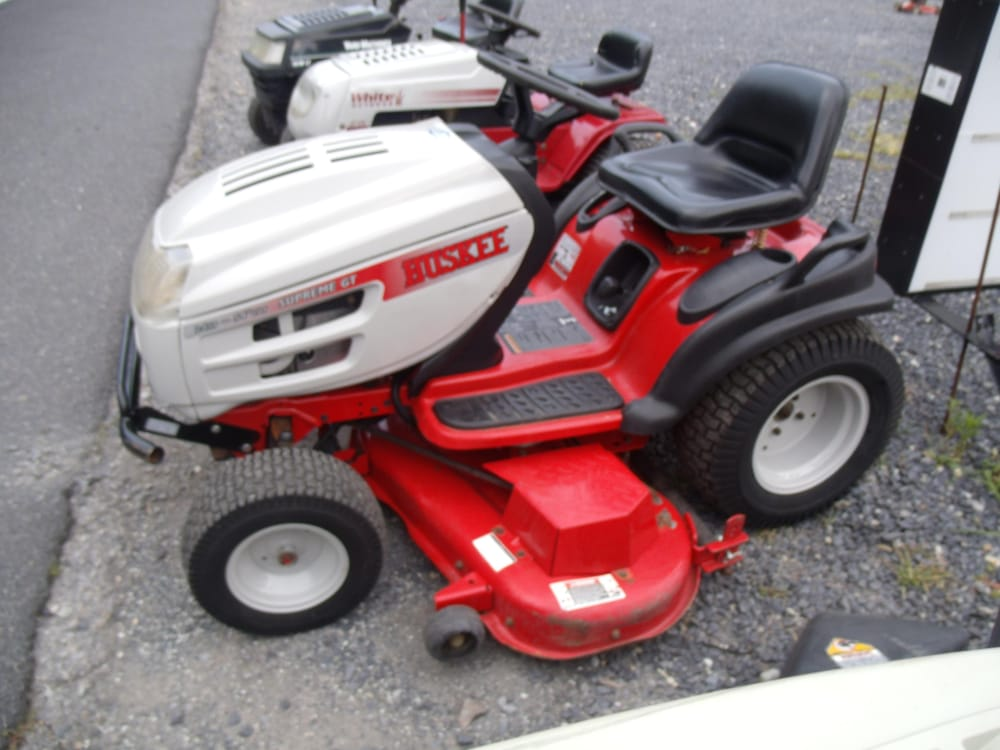 Huskee Supreme Gt Riding Mower For Sale 54 Inch Mower