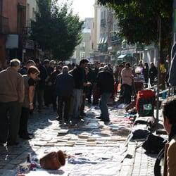 Mercadillo del jueves segunda mano sevilla yelp for Servicio tecnico jane sevilla calle feria