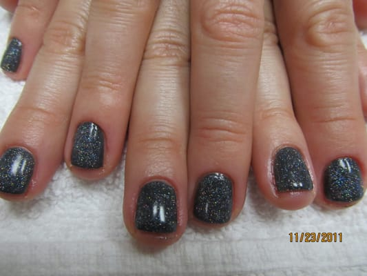 Gel Polished manicure on natural nails | Yelp