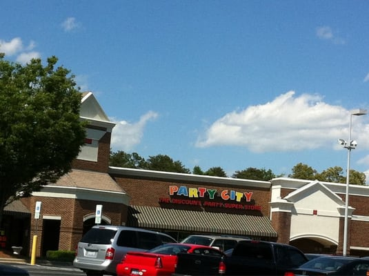 Party City - CLOSED - Party Supplies - Charlotte, NC - Yelp
